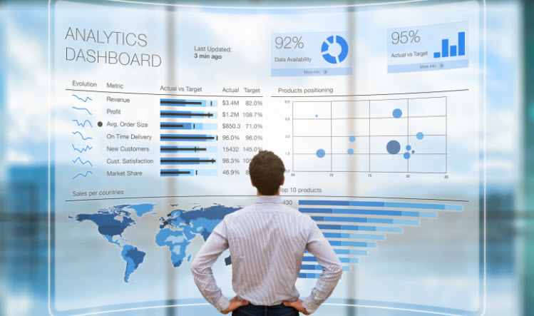 How to Get the Most Out of Data Visualisation and Dashboards